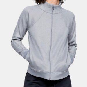 Women's Under Armour Fleece Full Zip Sweatshirt